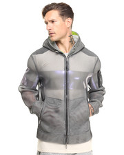 Casual Jackets - Mesh Reflective Jacket