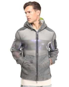 Jackets & Coats - Mesh Reflective Jacket