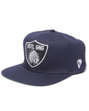 Hustle Gang - Shield Hat