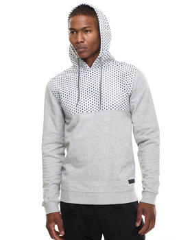 DJP OUTLET - Perforated Neoprene VENT HOODIE