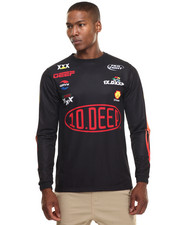 T-Shirts - Speedway Mesh L/S Jersey