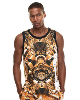 Tank Tops - ROOKIE TANK BRONZE ENGINE