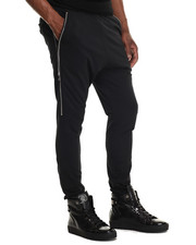 Men - Zip Detail Jogger