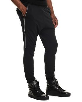 Sweatpants - Zip Detail Jogger
