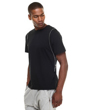 Men - Zip Detail Tee