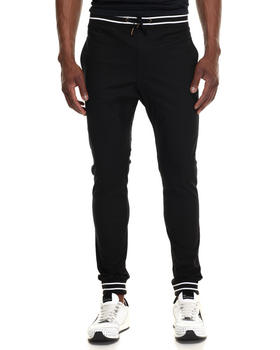 Men - Inferno Rib Contrast Trackpant