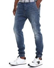 -FEATURES- - SLINGSHOT Gritty Jogger Jean