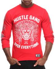 Hustle Gang - Nemesis L/S Tee