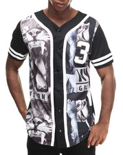 Buyers Picks - Monotone Baseball jersey