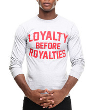 Hustle Gang - Loyalty L/S Tee