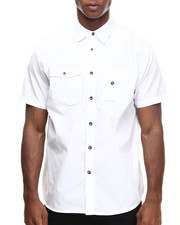 Men - Contender Napoleon pocket s/s button down shirt