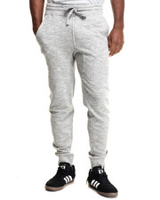 Men - Melange French Terry Jogger Sweatpants