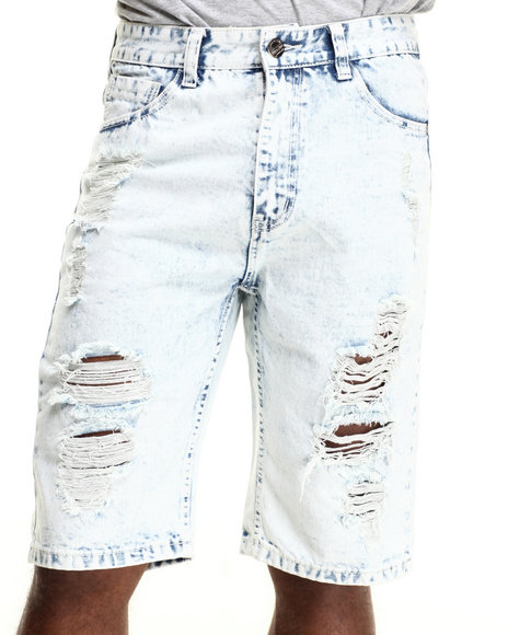 Buyers Picks Light Wash Shorts