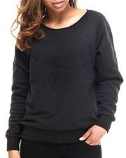 Tops - Emblem Crew Sweatshirt