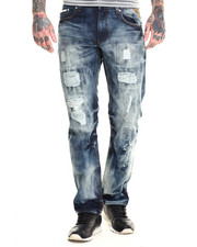 Men - DISTRESSED JEAN