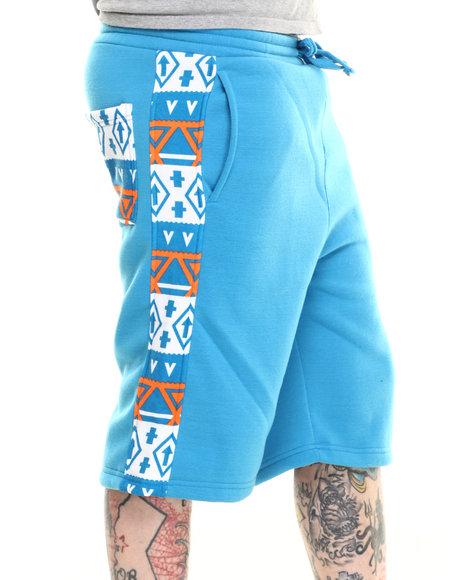Basic Essentials Men Aztec Turquoise Medium