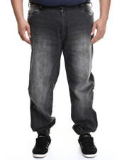 Big & Tall - Stone Denim Joggers (B&T)