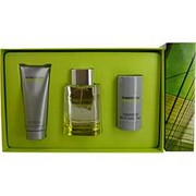 Men - KENNETH COLE REACTION EDT SPRAY 3.4 OZ & AFTERSHAVE BALM 3.4 OZ & DEODORANT STICK ALCOHOL FREE 2.5 OZ