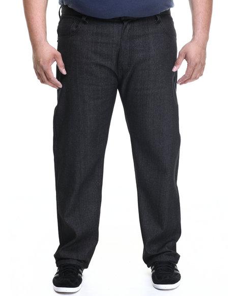 Ur-ID 216574 Rocawear - Men Black,White R Flap Denim Jeans (B&T)