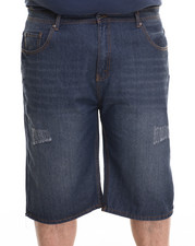 Big & Tall - Campus Denim Shorts (B&T)