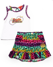 Sets - 2 PC SKIRT SET (2T-4T)