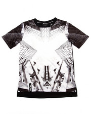 LRG - DECON CITY ELONGATED TEE (4-7)