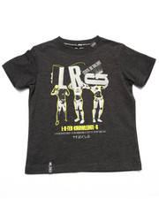 Tops - ROBOT TECH TEE (2T-4T)