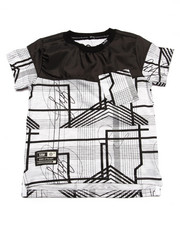 Boys - WALK THRU COMPUTERS TEE (2T-4T)