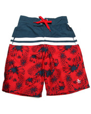 Shorts - PINEAPPLES BOARD SHORTS (8-20)