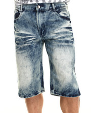 Shorts - VINTAGE DENIM SHORTS