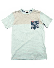 Boys - PALMS POCKET TEE (8-20)