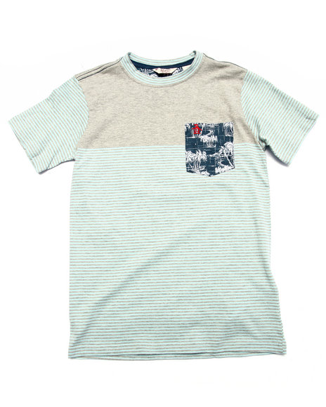 Original Penguin Light Blue T-Shirts