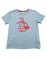 Sizes 4-7x - Kids - PENGUIN PRINT TEE (4-7)