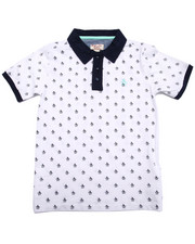 Short-Sleeve - RE-PETE POLO (8-20)