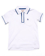Tops - THE EARL POLO (4-7)