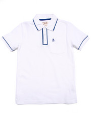 Tops - THE EARL POLO (8-20)