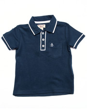 Tops - THE EARL POLO (2T-4T)