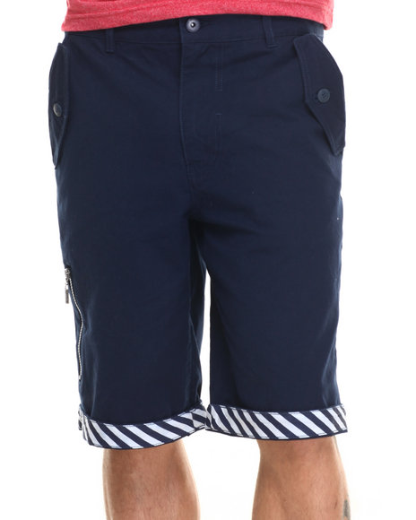 Born Fly - Men Navy Primus Shorts
