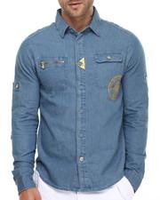 Long-Sleeve - Valerian Denim Shirt
