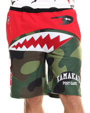 Shorts - Kamakazi Camo Basketball Shorts