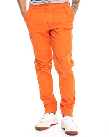 Ur-ID 217123 Born Fly - Men Orange Powell Joggers