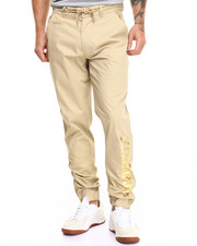 Pants - Try Twill Joggers