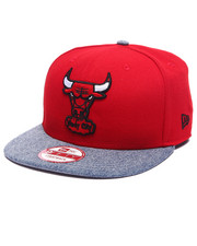 New Era - Chicago Bulls Denim 950 Strapback Hat