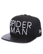 Men - Spiderman Strapback hat