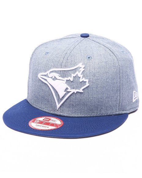 Ur-ID 217166 New Era - Men Light Blue Toronto Blue Jays Fresh Snap 950 Snapback Hat