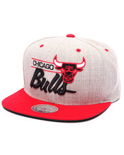 Mitchell & Ness - Chicago Bulls NBA City Script Snapback hat