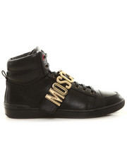 Sneakers - Moschino X J.S. Logo Hi-Top