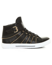 Shoes - Versace Collection Zip Detail Hi-Top