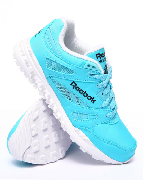 Reebok - Boys Blue Ventilator Dg Sneakers (3.5-7)