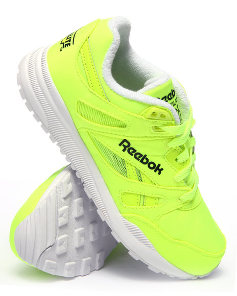 Reebok - Boys Yellow Ventilator Dg Sneakers (3.5-7)